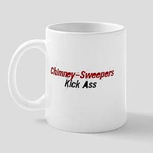 Chimney-Sweepers Kick Ass Mug