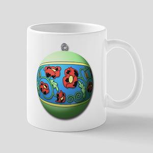 Ukr. Floral Ornament Mug