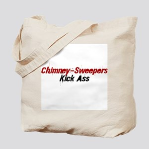 Chimney-Sweepers Kick Ass Tote Bag