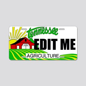 Tennessee Agriculture license plate replica