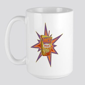 JUICE BOX HERO Large Mug