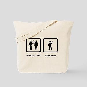 Smoking Tote Bag