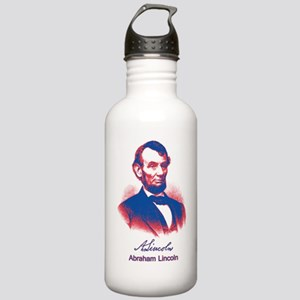 Abraham Lincoln Stainless Water Bottle 1.0L