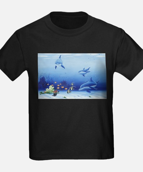 Dolphin Friends T