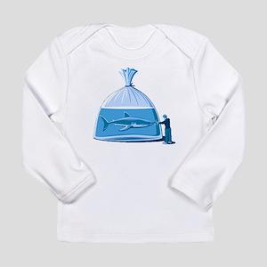 Shark in a Bag Long Sleeve Infant T-Shirt