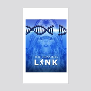 The Missing Link Sticker (Rectangle)