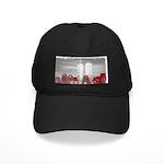 WTC Skyline Sketch Black Cap