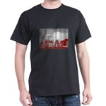 WTC Skyline T-Shirt (Black, Red, Green or Blue)