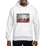 WTC Skyline Sketch Hooded Sweatshirt