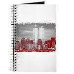 WTC Skyline Sketch Journal