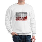 WTC Skyline Sketch Sweatshirt