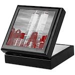 WTC Skyline Sketch Keepsake Box