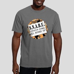 SNABU Mens Comfort Colors Shirt