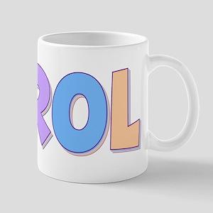 Carol Rainbow Pastel Mug