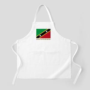 Saint Kitts & Nevis Flag Gear BBQ Apron