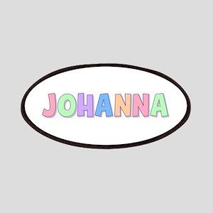 Johanna Rainbow Pastel Patch
