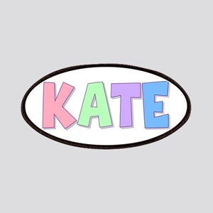 Kate Rainbow Pastel Patch