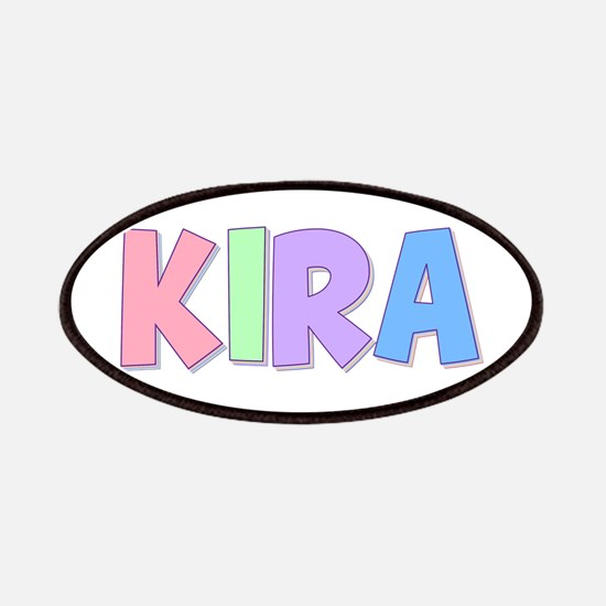 Kira Rainbow Pastel Patch