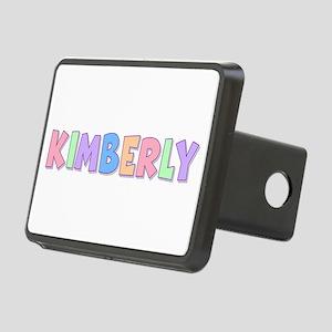 Kimberly Rainbow Pastel Rectangular Hitch Cover