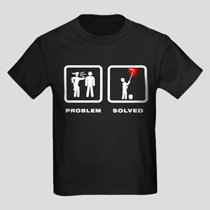 Painting Kids Dark T-Shirt