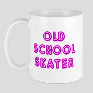 Old School Skater Mug
