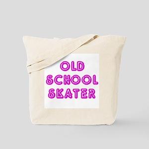 Old School Skater Tote Bag