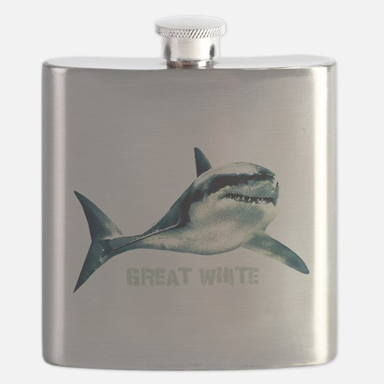 Great White Flask