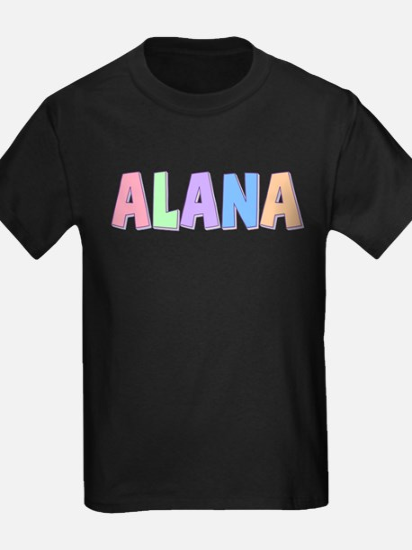 Alana Rainbow Pastel T