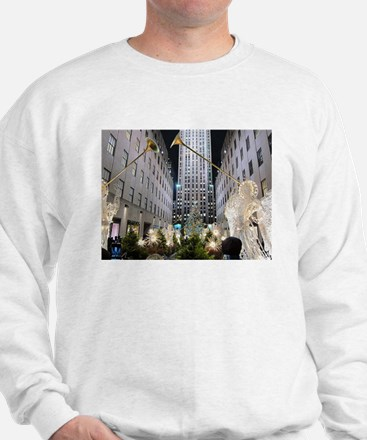Rockefeller Center at Christmas Sweater