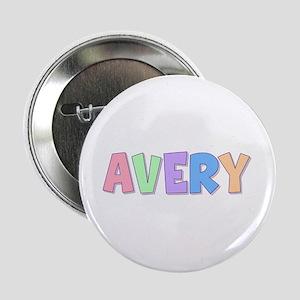 Avery Rainbow Pastel Button