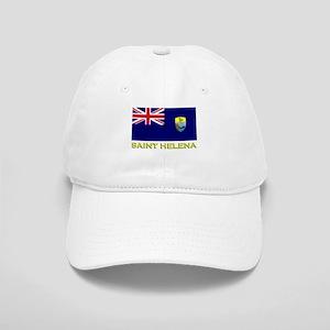 Saint Helena Flag Stuff Cap