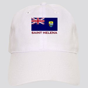 Saint Helena Flag Gear Cap