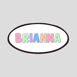 Brianna Rainbow Pastel Patch