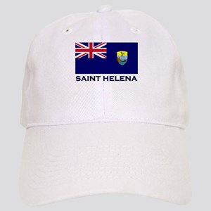 Saint Helena Flag Merchandise Cap