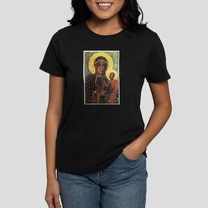 Our Lady of Czestochowa Women's Dark T-Shirt
