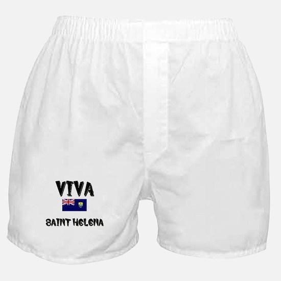 Viva Saint Helena Boxer Shorts