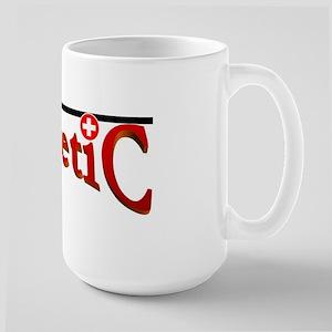 Helvetic Swiss  Large Mug