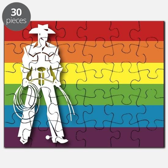 The Gay Cowboy Puzzle