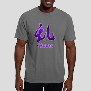 chaos2Bpurple Mens Comfort Colors Shirt