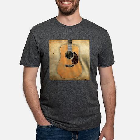 Acoustic Guitar worn
