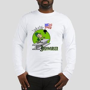 LUCK OF Long Sleeve T-Shirt