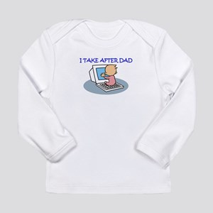 TAKE AFTER DAD Long Sleeve T-Shirt