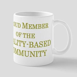 Reality-Based Mug
