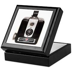 The Brownie Hawkeye Camera Keepsake Box