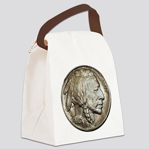 Light Leisure Hours Canvas Lunch Bag