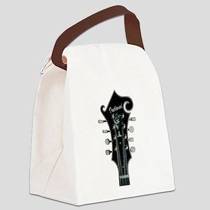 fiddle mug 2 Canvas Lunch Bag