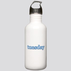 DAYS OF THE WEEK - TUESDAY Stainless Water Bottle