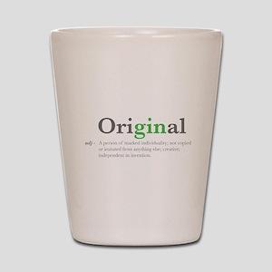 Original Shot Glass