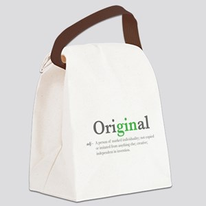 Original Canvas Lunch Bag