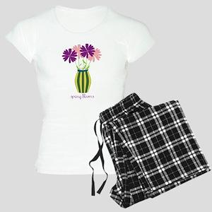 Spring Blooms Women's Light Pajamas